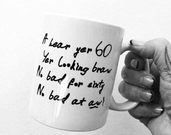 60 Scottish Age Mug