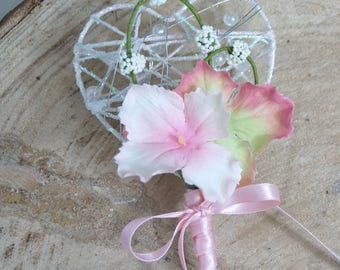 Flower girl /bridesmaids wand