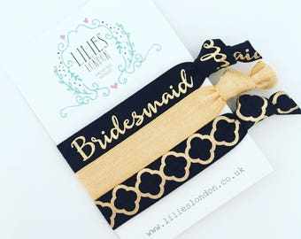Bridesmaid hairbands