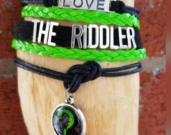 Love the Riddler bracelet