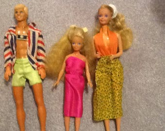 Gift for girls: 1980s Barbie Selection for you!
