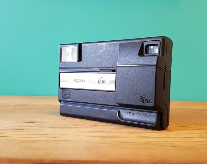 1982 Kodak Tele disc Camera