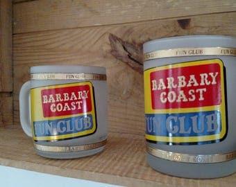 Vintage Las Vegas - Vintage Barbary Coast - Vintage Gambling History Souvenir - Vintage Vegas - Las Vegas Souvenir - Free Shipping