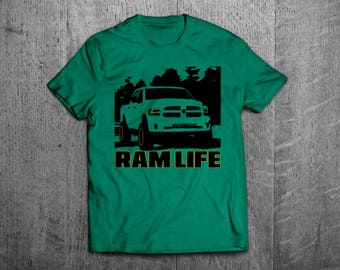 Dodge Ram shirts, RAM t shirts, Dodge shirts, truck shirts, men t shirt, women shirts, cars shirts, RAM LIFE shirts Dodge hoodie, ram rebel