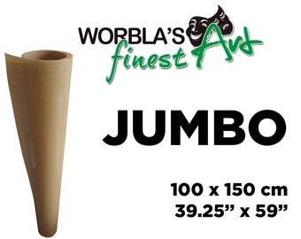 Worbla Finest Art JUMBO SHEET - Thermoplastic Crafting Material