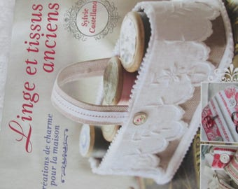 a beautiful book with 183 pages of charm to home creations