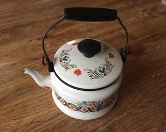 Vintage Teakettle