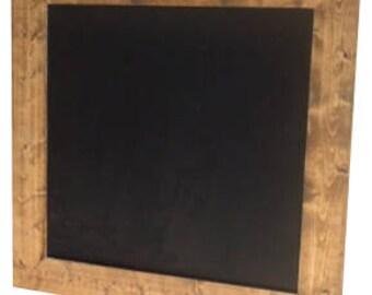 Farmhouse chalkboard sign reclaimed rustic chalkboard welcome sign