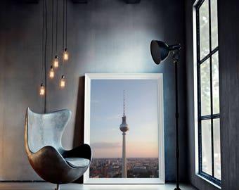 "Photography ""Higher Than the Sun"" Print Wall Art Decor Gift Berlin Travel"