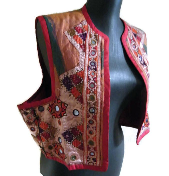 Boho embroidered vest Hippie Ethnic woven vest Indian vest Bohemian embroidery vest Aladdin vest Sultan Male  sc 1 st  Purchase amazing brands Womens Mens and Kids online Shoes clothing ... & Boho embroidered vest Hippie Ethnic woven vest Indian vest Bohemian ...