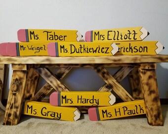 Teacher Gift, Personalized Teacher Gift, Teacher Wall Decor, Teacher Appreciation Gift, Teacher Christmas, Teacher Gift, Back to School