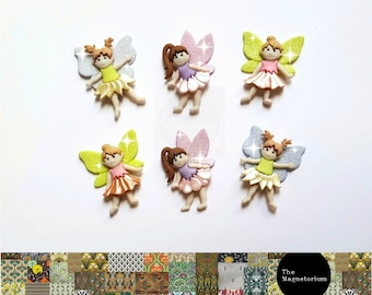 Fairy Fridge Magnet Set