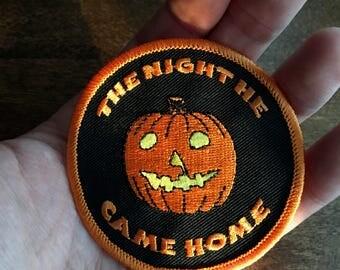 halloween patch