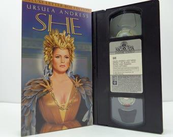 She VHS Tape
