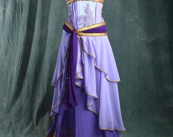 Megara Costume from Hercules - Cosplay costume