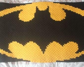 Bat signal blanket