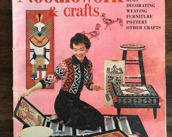 McCalls Needlework and Crafts Magazine,  Fall-Winter, 1958-1959, Vintage