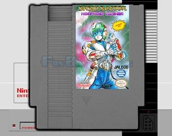 "IN STOCK! ""Bashi Bazook: Morphoid Masher"" Unreleased Nintendo NES Platformer!"