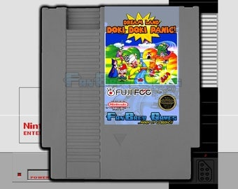 "SPECIAL ORDER! ""Dream Land: Doki Doki Panic"" Unreleased Super Mario 2 Original Nintendo NES Famicom!"