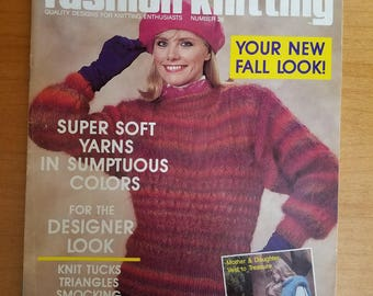 Fashion Knitting No. 26 Knitting Magazine