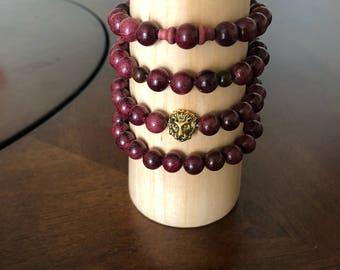 Lupus Awareness Bracelets