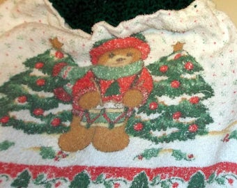 Christmas Bear Kitchen Towel set