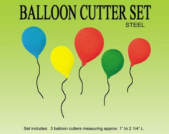 Petal Crafts Balloon Cutter Set