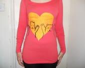 Otter  Animal Love Tshirt