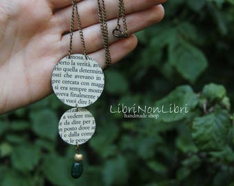 LITERARY NECKLACE PAGES