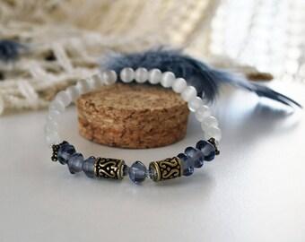 Sweet Navy bracelet