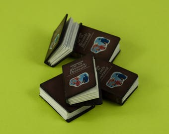 Miniature Beetlejuice Handbook for the Recently Deseased