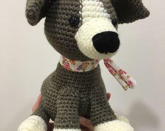 Crochet puppy amigurumi, dog, pups, paw patrol, cute, animal