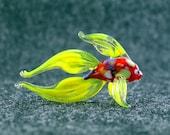 Glass Fish Figurine Fish Sculpture Fish Figure Glass Figurine Glass Figure Animal Sculpture Figurine Handmade Sea Fish Glass Murano(k41)