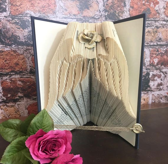 Angel Wings Book Fold