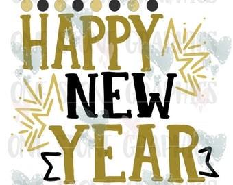 Happy New year,new years svg,happy,new,year,svg,happy new year 2018 svg,new years cut file,arrow svg,New years svg cut file,cute new years