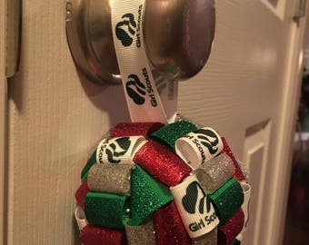 Girl Scout Holiday Ornament