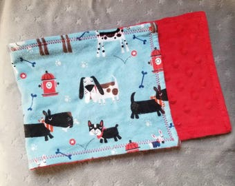 Doggie Burp Cloth