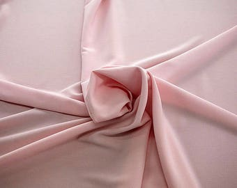 905140-Crepe 100% Polyester, width 150 cm, made in Italy, dry washing, weight 306 gr