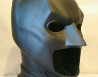 Dark Knight Cowl To Go With Your Batman Costume And Cape