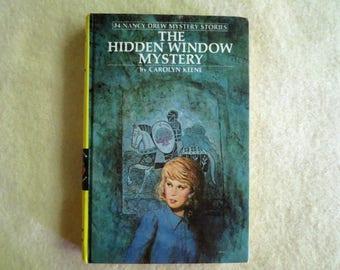 Nancy Drew Mystery Stories - The Hidden Window Mystery - Carolyn Keene