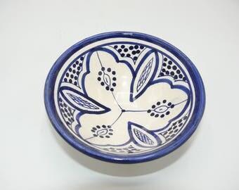 Oriental Ceramic dishes bowl bowls for dip and olives Ø 12 CM model Shams
