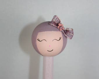 Pencil Japanese old pink