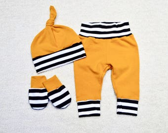 how to make baby leggings with cuffs