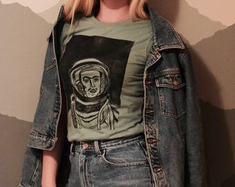Frida in Space T-shirt