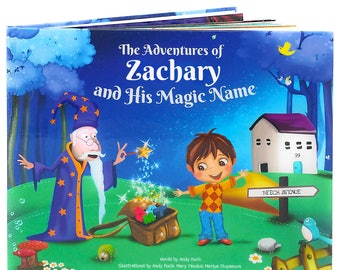 1st Birthday Gift - A Personalized Story Book - Perfect for Kids Aged 0-8 Years - A Life Long Keepsake to Cherish - NEXT DAY DISPATCH