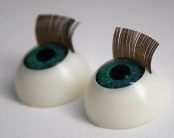 Bjd eyes -1 pair- 20mm- eyes reborn, doll eyes, craft eyes