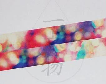 Soft Focus Washi Tape