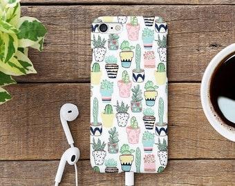 Cactus Phone Case iPhone 6 Case iPhone 6s Case iPhone 8 8 Plus Case iPhone 7 Case iPhone 7 Plus Case iPhone X Case iPhone 6s Plus Case Cover