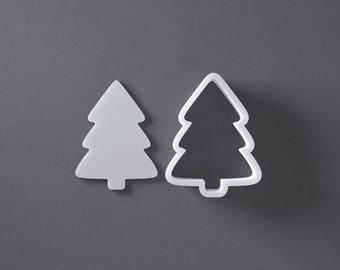 Christmas tree cookie cutter, xmas tree, Christmas cookies