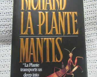 1992 ** Mantis ** Richard La Plante   ** sj
